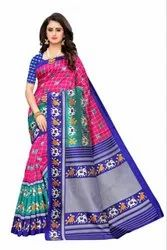 Art silk Ladies Saree