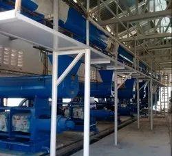 mitsun Cold Press Oil Machine, Capacity: 100-200 ton/day, >20