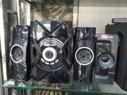 OEM 5.1 4 1 Multimedia Speakers, 100 Watt