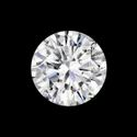 CVD Diamond 1.1ct F VS2 Round Brilliant Cut IGI Certified Stone