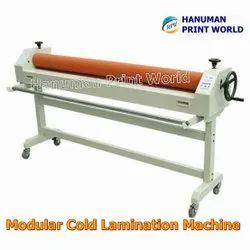 Modular Cold Lamination Machines