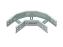 Horizontal Bend for Ladder Cable Tray (Standard)