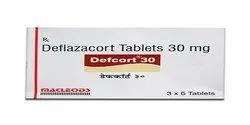 Defcort Tablets (Deflazacort)