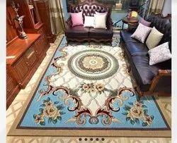 Acg多色Bhadohi地毯