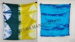Cotton Bhandani Dress Making Fabric