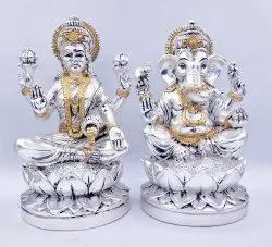 Silver Plated Idol