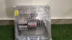 Solar ACDB Three Phase 5 to 12kW