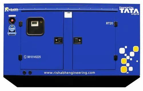 TATA Rishabh RT-20 Silent Diesel Generator