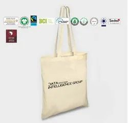 Eco Cotton Shopper Bag