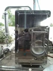 SS 316 Vacuum Tray Dryer, Capacity: 48 Trays, Model Name/Number: GMP Model