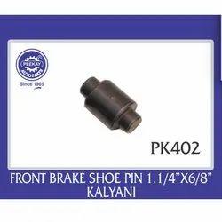 Front Brake Shoe Pin Kalyani