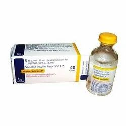 Soluble Human Insulin Injection IP