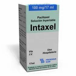 Intaxel 100mg Inj Paclitaxel