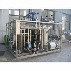 Milk Pasteurization Units