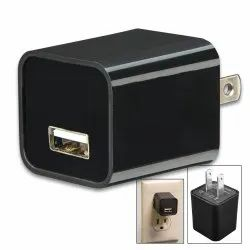 1080P HD Motion Activated USB Mobile Charger Hidden Spy & Security Camera