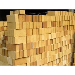 Ceramic Refractory Fire Bricks, Size: 9 In. X 3 In. X 2 In