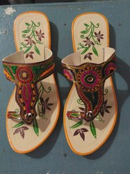 Handcrafted Genuine Leather Kolapuri Chappal