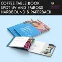 Coffee Table Book Printing Services
