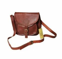Genuine Leather Small and Elegant Sling Bag