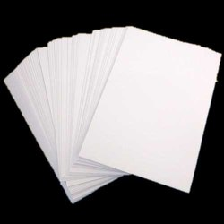 White A4 Copier Paper, GSM: 80-120