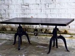 Bar and Pub Table in Vintage Victorian Design
