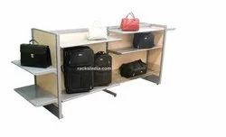 Centre Display Rack for Handbags and Luggages