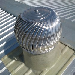 Stainless Steel Turbo Air Ventilator
