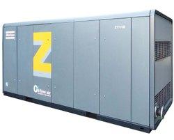 Atlas Copco Oil Free Screw Compressor