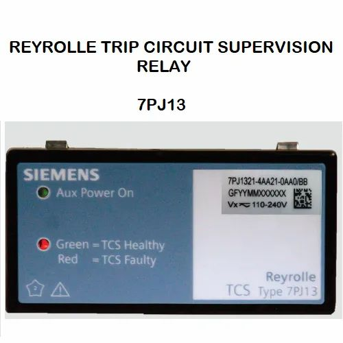 Siemens Reyrolle Trip Circuit Supervision Relay