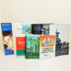 White Paper BROCHURE PRINTING, Location: Pan India