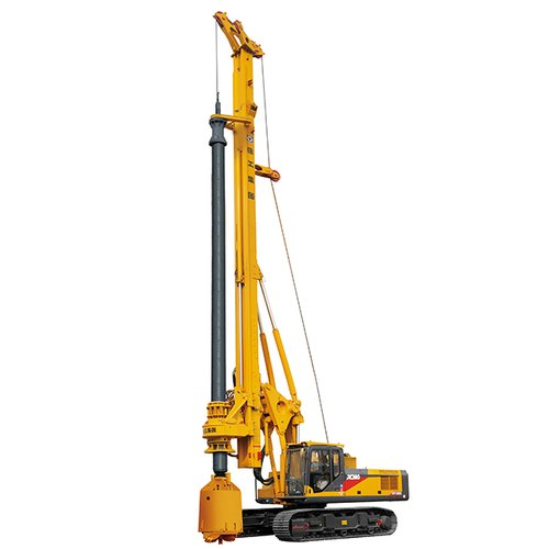 XCMG Rotary Piling Rig, XR280D, Schwing Stetter (India) Private
