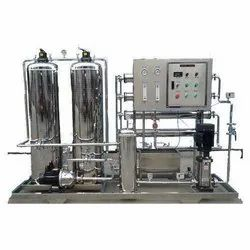 1000LPH SS Commercial Reverse Osmosis System