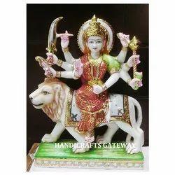 Stone Durga Maa Statue
