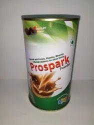 Casein Proteins Weight Gainer Protein Powder, Packaging Type: TIN