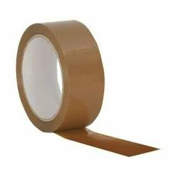 Brown 2.5 inch 40 m Single Sided Packaging BOPP Tapes