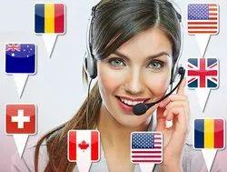 International Inbound Multilingual Call Center Support Delhi Ncr India