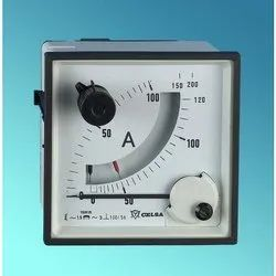 Moving Coil Meter DC Ammeters and Voltmeters