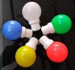 0.5 W Round LED Night Bulb , 0.5 W Round LED Deco Bulb
