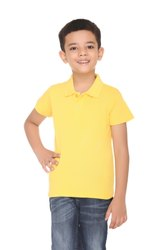 Boys Collar Neck T-Shirt