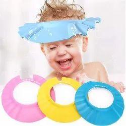 Buyerzone Plastic Baby Bath Cap