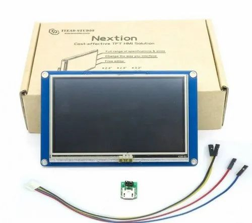 Nextion Hmi Display 4 3 Inch For Arduino