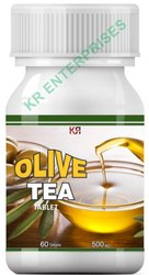 Olive Tea Tablet