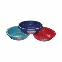 Round Plastic Tasla