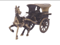 Metal Horse Cart