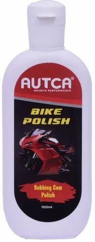 AUTCA Bike Liquid Polish 100ml, Packaging Type: Bottel