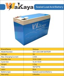 Wakaya Battery Pack