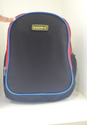 Plain Unisex Kids School Backpack With 2 Large Compartment
