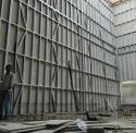 Industrial Dry Wall Partition