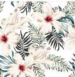 Designer Floral Wallpaper