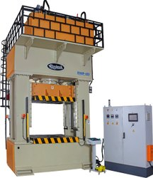 Hydraulic Frame Press